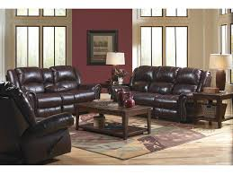 Catnapper Reclining Sofas by Catnapper Livingston Power Reclining Sofa With Drop Down Table And