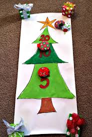ornament beanbag toss game