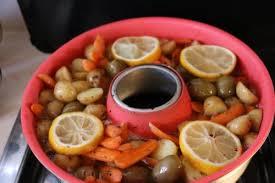 Mediterranean Style Food - mediterranean style lemon chicken