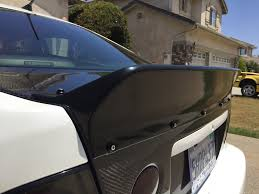 lexus altezza motor lexus is300 toyota altezza duck bill trunk wing