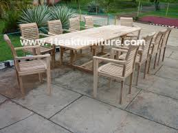 inspirations used teak patio furniture with used teak outdoor