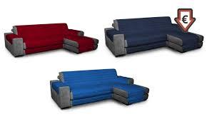 couvre canapé d angle housse de canapé d angle groupon