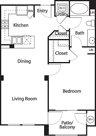 floor plan of monticello bella vista at warner ridge apartments woodland hills 6150 de
