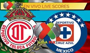 liga mx table 2017 toluca vs cruz azul score en vivo liga mx table results