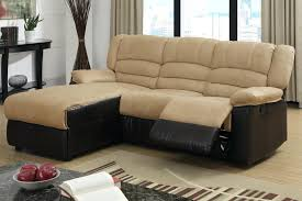 Microfiber Reclining Sofa Cool Reclining Loveseat Microfiber Power Reclining Console By