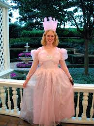 plus size glinda the good witch costume september 2014 elly and caroline u0027s magical moments