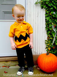 Charlie Brown Costume Diy Halloween Costumes Events To Celebrate