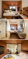 small room layouts 8 small hotel rooms that maximize their tiny space contemporist