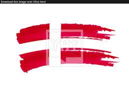 danish flag drawing image yayimages com