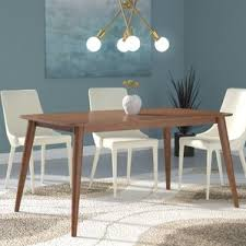 Scandinavian Dining Room Furniture Scandinavian Dining Tables Birch Lane