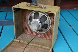 how to hook up head and cabinet jake wildwood c 1950 rca victor 1x12 speaker cabinet