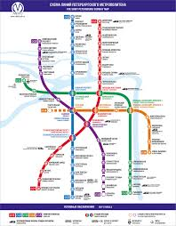 Maryland Metro Map by San Petersburgo Metro Map Russia