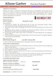 preschool resume template preschool resume template 2017 2 sles teaching templates