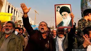 news iran iran pro regime rallies after friday prayers news dw 05 01 2018
