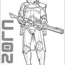 emperor clone soldiers coloring pages hellokids