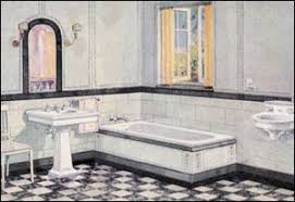 1930s bathroom design bathrooms vintage homes 1900 to 1950 houses