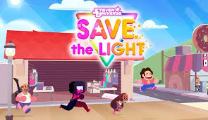 save the light game steven universe save the light comic con trailer reveal