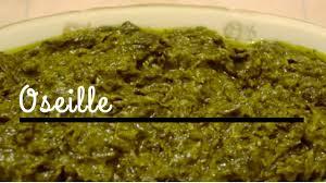cuisiner oseille recette oseille simple et rapide