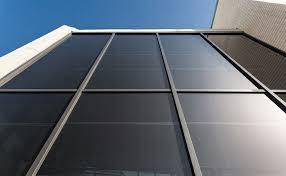 Solar Panel Curtains Photovoltaic Curtain Wall