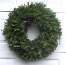 wholesale fraser fir wreaths
