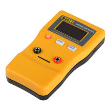 jingyan m6013 digital auto ranging capacitance meter tester