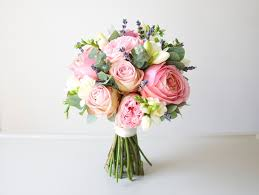 wedding flowers roses best 25 pink bouquet ideas on simple bridesmaid