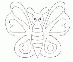 22 butterfly coloring pages images