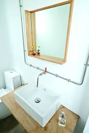 Bathroom Mirrors With Lights Attached Bathroom Mirrors With Lights Attached Mirror Light Touch Screen