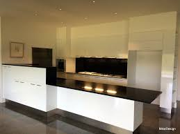 granite countertop black kitchen worktop small microwaves for