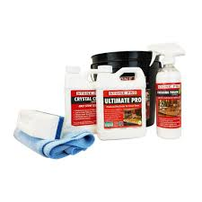 Sealer For Stone Patio by Amazon Com Stone Pro All In One Granite Care Kit Seal Clean