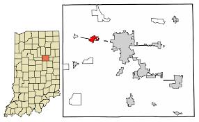 Cardinal Greenway Map Sweetser Indiana Wikipedia
