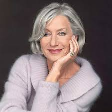 stylish cuts for gray hair grey hair styles google search hair style for me pinterest