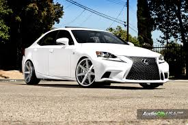 lexus is 250 tire size 2015 lexus is 250 f sport on 20 rennen wheels crl 70 brush silver