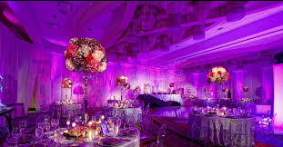 panache style luxury wedding florist and wedding planner