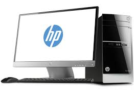 ordinateurs de bureau hp pc de bureau hp pavilion 500 180ekm écran hp 23xi hd iris