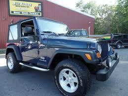 2004 jeep wrangler sport 2004 used jeep wrangler sport 4x4 at jim babish auto sales inc