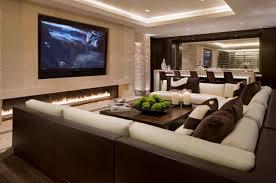 Elegant And Functional Living Room Design Ideas With Sectional - Sectional sofa design