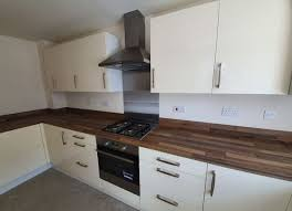 painting kitchen cabinets frenchic to be gives kitchen a grey makeover for 60