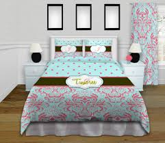teal coral bedding coral and aqua baby bedding together with