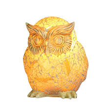 Owl Table L Nightstands Nightstand Ls Oaks Mosaic 1 Light Owl