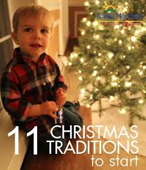 25 unique traditions to start ideas on