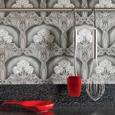washable wallpaper for kitchen backsplash 48 best kitchen backsplashes images on kitchen