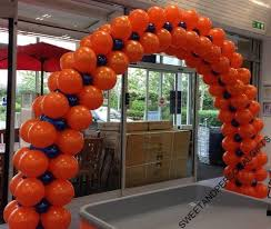80 best birthday arches images on pinterest balloon arch