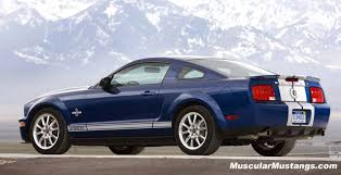 mustang collective gt500kr has v6 pony package spoiler the mustang collective forums