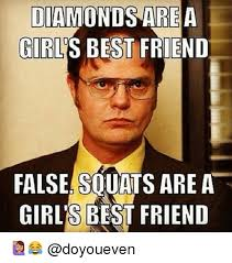 Do You Even Squat Meme - 25 best memes about girl best friends girl best friends memes