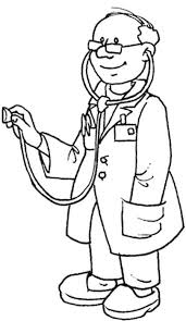 doctor tools coloring pages thegogreenblog