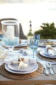Wedding Table Setting 46 Charming Beach Wedding Table Settings Happywedd Com
