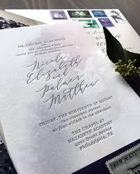 Wedding Invitations Purple Purple And Gray Watercolor Wash Wedding Invitations