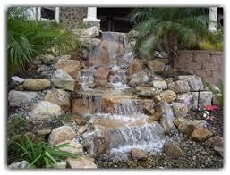 Backyard Pond Supplies by Waterfall Kits Water Gardens Garden Ponds