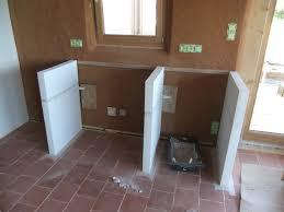 realiser une cuisine en siporex placard beton cellulaire inspirations avec cuisineete en beton